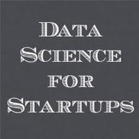 Data Science for Startups