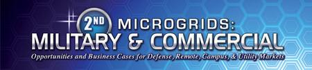 Infocast's 2nd Microgrids: Military & Commercial Summit