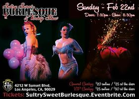 Sultry Sweet Burlesque