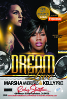 *DREAM LIVE* MARSHA AMBROSIUS & KELLY PRICE