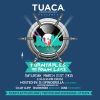 TURNTABLES ON TOWN LAKE :: SUNSET CRUISE Hosted by DJ...