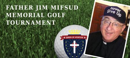 2015 Father Jim Mifsud Memorial Golf Tournament