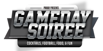 GAME DAY SOIREE - SUPER BOWL EDITION 2/1 @ FRANK...
