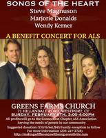 SONGS OF THE HEART-A BENEFIT VALENTINES CONCERT FOR...