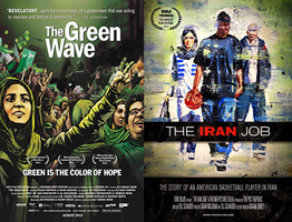 "Iran Documentary Night: ""The Green Wave"" & ""The Iran..."