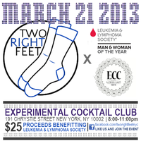 Two Right Feet x Leukemia & Lymphoma Society at...