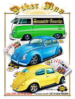 Aircooled Anarchy's Chairty Poker Run/Car Show