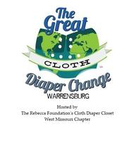 Great Cloth Diaper Change Warrensburg