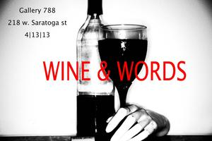 Art, Wine & Words