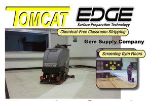 ACE EDGE Chemical Free Floor Finish Removal Class @...