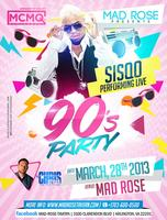 Sisqo LIVE @ Mad Rose Tavern