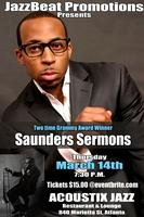 Saunders Sermons Live at Acoustix Jazz