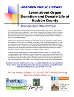Learn About Organ Donation and Donate Life of Hudson Co...