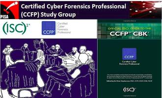 Certified Cyber Forensics Professional (CCFP) Study Group