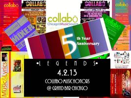 5th Year Anniversary of COLLABO Industry Mixer Music...