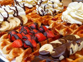 Project SPARK Waffle Brunch Benefit