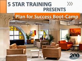 Plan for Success Boot-Camp