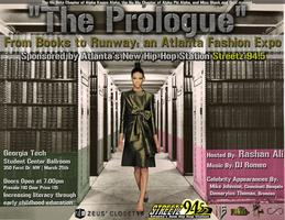 """The Prologue"" From Books to Runway: an Atlanta..."