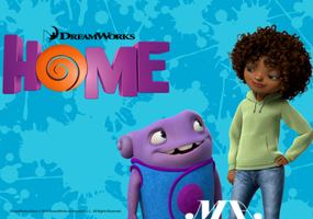 Autism Ontario - Toronto - Movie Morning: Home (2D)