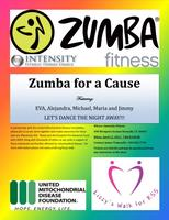 Zumba for a Cause  - United Mitochondrial Disease...