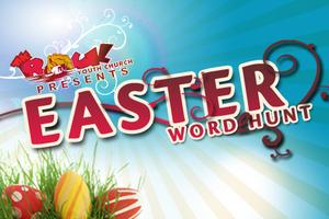 Easter Word Hunt 2013