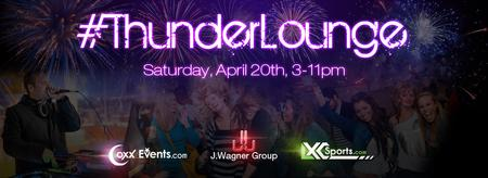 3rd Annual Thunder Lounge - Exclusive Rooftop Party