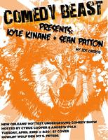 COMEDY BEAST ft. Kyle Kinane and Sean Patton