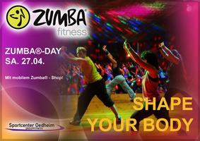 Zumba® Day in Oedheim