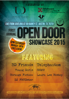 First Annual Open Door #SXSW [Unofficial] Showcase Presented By Urbane Design, Midtown Title & Ishmael Law Firm, PC
