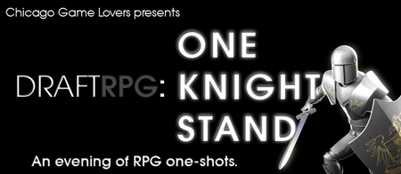 draftRPG: One Knight Stand
