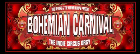 The World Famous BOHEMIAN CARNIVAL