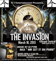 A-1 ENTERTAINMENT PRESENTS...THE INVASION!!!