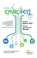 EnviroFest: 5th Annual Environmental Conference