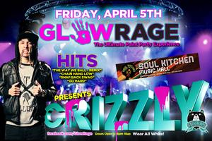 GlowRage feat. CRIZZLY April 5 Mobile Al.