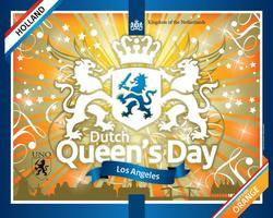 Dutch Queens Day