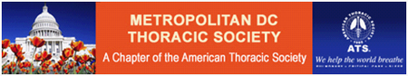 2013 Metropolitan DC Thoracic Society Meeting and...
