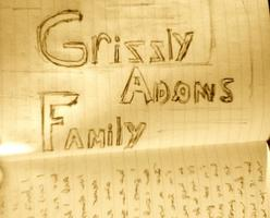 Grizzly Adams Family + Holiday + The Gents (THUR 3/28)
