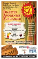 Diabetes Awareness Fundraiser