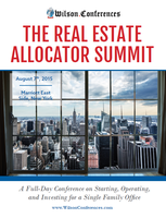 The Real Estate Investors Summit @ New York Marriott East Side | New York | NY | United States