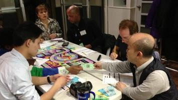 Get out the rat race: Cashflow 101 Game night and...