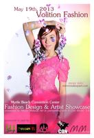 Volition Fashion - Fashion Design & Artist Showcase