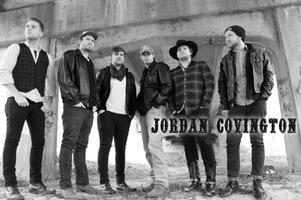 Jordan Covington LIVE @ The Monkey Barrel -...