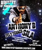 Anthony B with SILA & More Performing Live