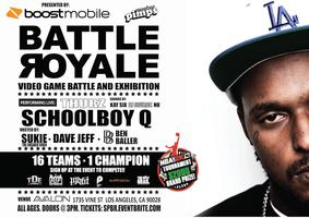 Boost Mobile Presents BATTLE ROYALE