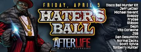 THE HATER'S BALL