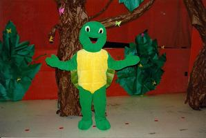 Come Meet Tyler The Talking Turtle for Free!