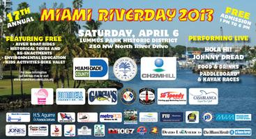 Miami River Rally - SUP and Kayak Races
