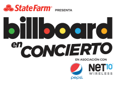 Billboard En Concierto - 3Ball MTY - LA