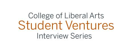 Liberal Arts + Entrepreneurship: A conversation with Dr. John Butler