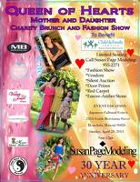 """Queen of Hearts"" Charity Brunch and Fashion Show"